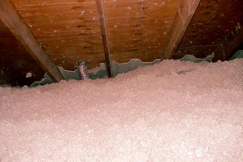 Insulation and Ventilation
