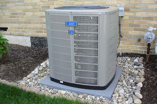 Air Conditioning and Heat Pump Systems